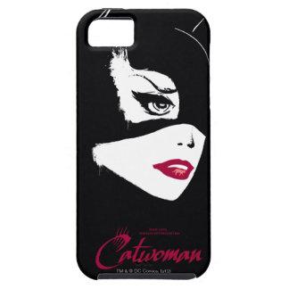 Catwoman nueve vidas iPhone 5 Case-Mate cobertura