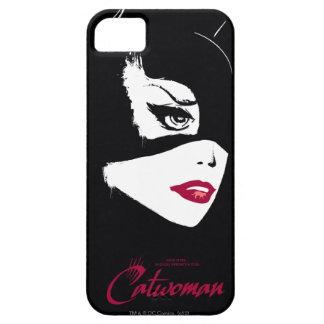 Catwoman nueve vidas iPhone 5 Case-Mate cárcasa