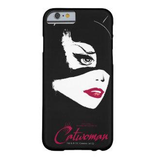 Catwoman nueve vidas funda de iPhone 6 barely there