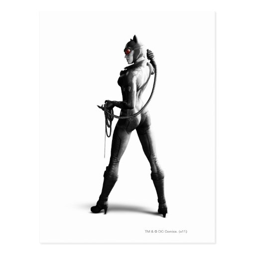 Catwoman Post Card