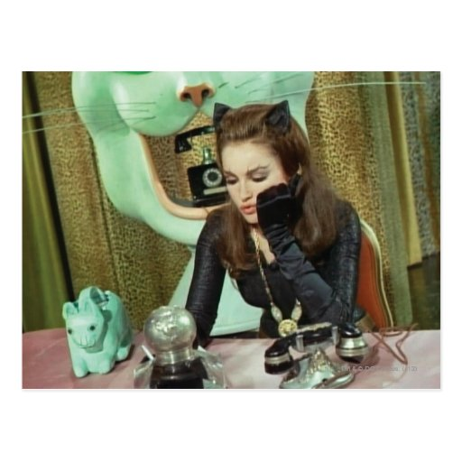 Catwoman Post Cards