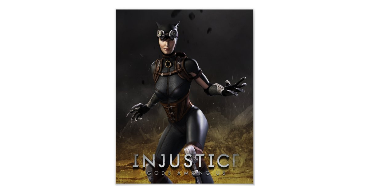 Catwoman Poster | Zazzle
