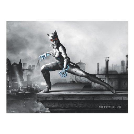 Catwoman - relámpago