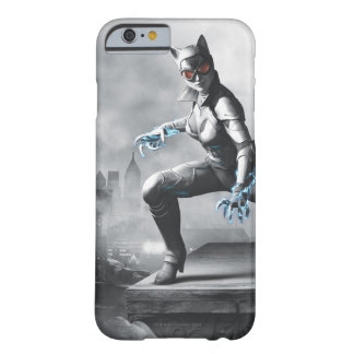 Catwoman - relámpago funda barely there iPhone 6