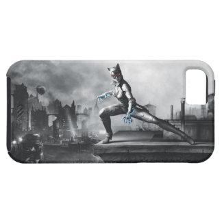 Catwoman - relámpago iPhone 5 carcasa