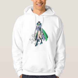 Catwoman Stands Hoodie