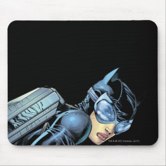 Catwoman Stare Mouse Pad