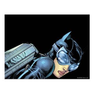 Catwoman Stare Postcard