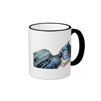Catwoman Stare Ringer Mug