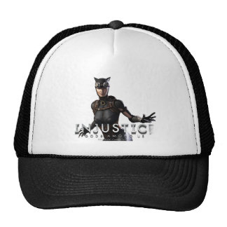Catwoman Trucker Hat