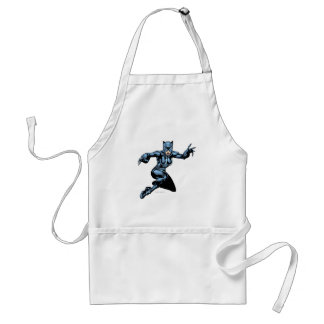 Catwoman with Claws Adult Apron