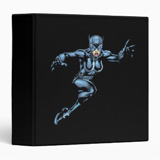 Catwoman with Claws Binder