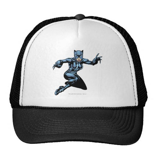 Catwoman with Claws Hats