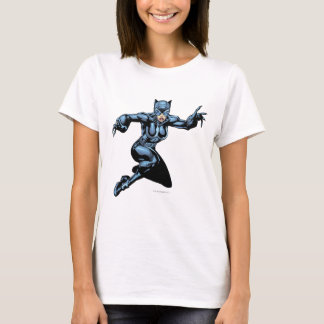 Catwoman with Claws T-Shirt