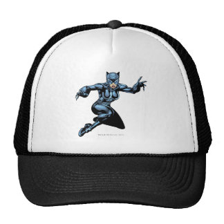 Catwoman with Claws Trucker Hat