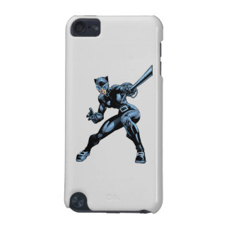 Catwoman with Whip iPod Touch (5th Generation) Case
