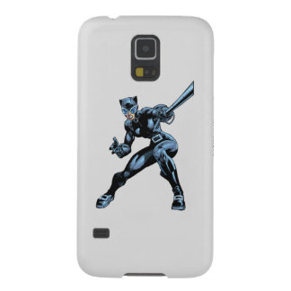 Catwoman with Whip Galaxy S5 Cover