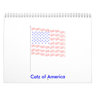 Catz of America Calendar
