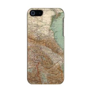 Caucasia 7374, mar Caspio Carcasa De Iphone 5 Incipio Feather Shine
