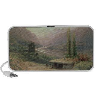 Caucasian Canyon, 1893 Travel Speaker
