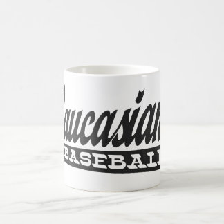 Caucasians Baseball Coffee Mug