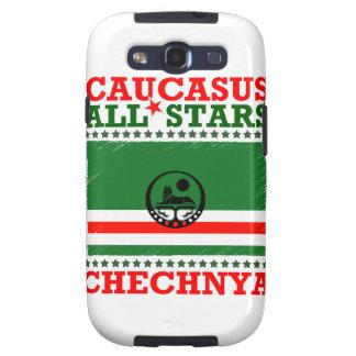 Caucasus Al Stars Chechnya GSM Samsung Galaxy SIII Case