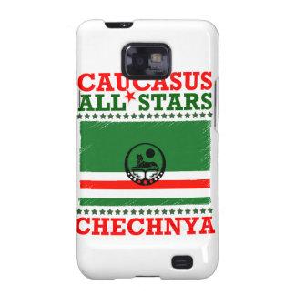 Caucasus Al Stars Chechnya GSM Galaxy SII Cover
