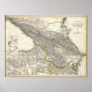 Caucasus Poster