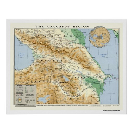 point paper on the caucasus region Have a basic knowledge of the caucasus region on-line presentations and short essays opportunity to offer oral feedback at various points earlier in.