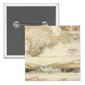 Caucausus and Crimea Pinback Button