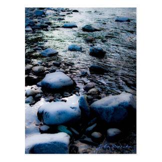 Cauce del río postal