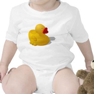 Caucho Ducky Trajes De Bebé