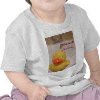 Caucho ducky camiseta