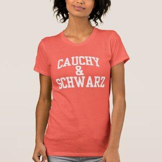 Cauchy & Schwarz Women T-shirt