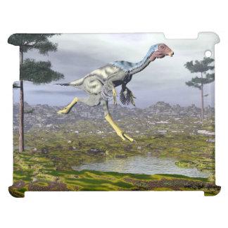 Caudipteryx dinosaur - 3D render iPad Cases