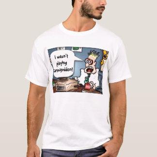 Caught at Carmageddon T-Shirt