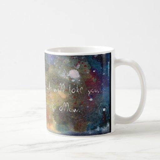 Caught in a Gust -custom printed mug Mug