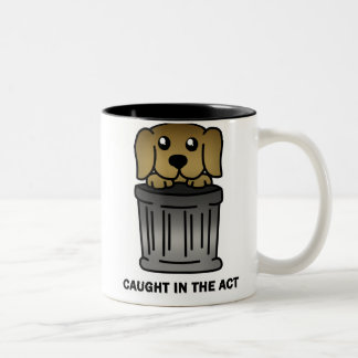 Caught In The Act - 11 oz Mug