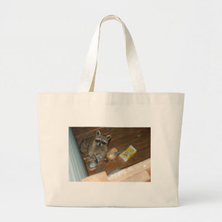 Caught in the Act Tote Bags