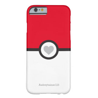 Caught My Heart Barely There iPhone 6 Case