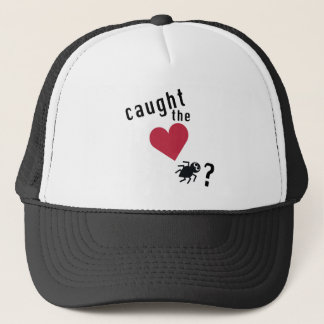 Caught the Love Bug Trucker Hat