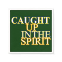 Caught Up in the Spirit II Napkin