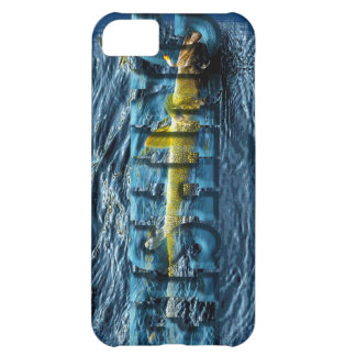 Caught Walleye, Pickerel Fishing Design iPhone 5C Cover