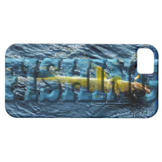 Caught Walleye, Pickerel Fishing Design iPhone SE/5/5s Case