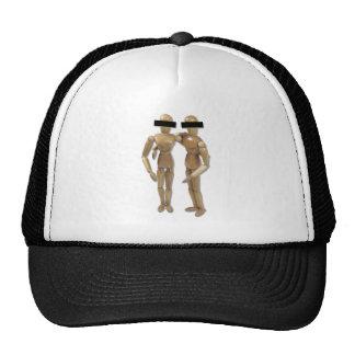 CaughtDating082510 Trucker Hat