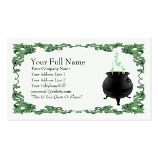 Cauldron - Business Card