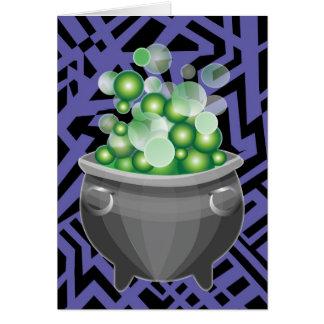 Cauldron Card