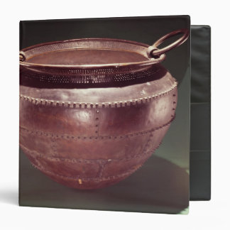 Cauldron, from Castlederg, County Tyrone Binder