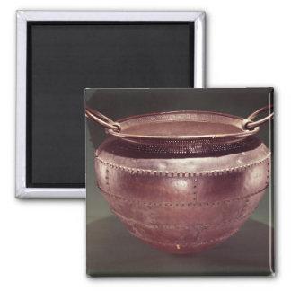 Cauldron, from Castlederg, County Tyrone Fridge Magnet