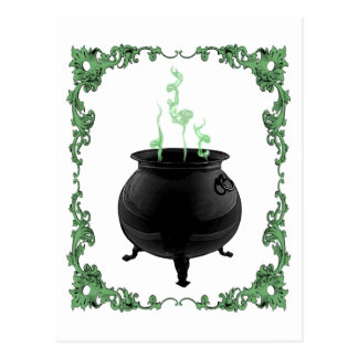 Cauldron - Postcard (Customize)